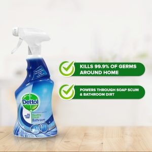 Dettol Trigger Bathroom Spray 500ml