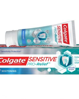 Colgate Sensitive Pro Relief Toothpaste (Whitening)-110g