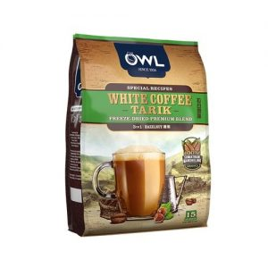 OWL WHITE COFFEE TARIK – Hazelnut