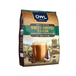 OWL WHITE COFFEE TARIK – Coconut Sugar