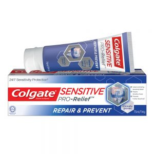 Colgate Sensitive Pro Relief Repair & Prevent Toothpaste 114g
