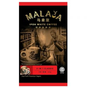 Malaya Ipoh White Coffee Classic 3 in 1
