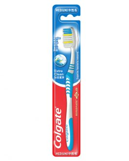 Colgate Extra Clean Toothbrush 1s (Medium)