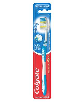 Colgate Extra Clean Toothbrush 1s (Medium)