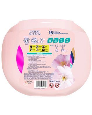 ar FÜM Laundry Capsules Cherry Blossoms 12g*42pcs [Limited Edition]