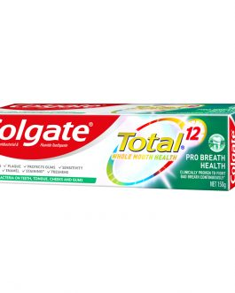 Colgate Total Toothpaste (Pro Breath Health)- 150g