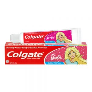 Colgate Kids Barbie Toothpaste 40g