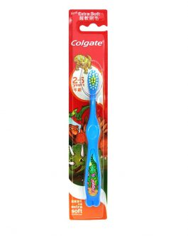 Colgate Kids Dinosaur Toothbrush 2-5 Years (Extra Soft)