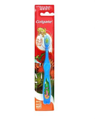 Colgate Kids Dinosaur Toothbrush 2-5 Years (Extra Soft)