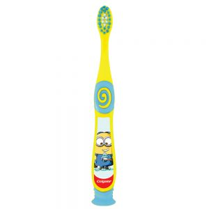 Colgate Kids Minion Toothbrush 2-5 Years (Ultra Soft)