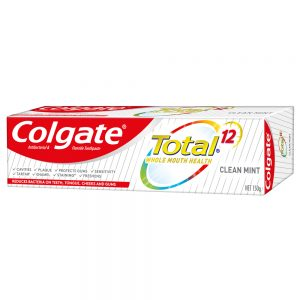 Colgate Total Toothpaste (Clean Mint)- 150g