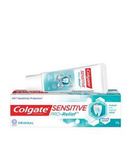 Colgate Sensitive Pro Relief Original Toothpaste 30g Travel Sample Trial