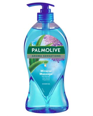 Palmolive Aroma Sensations Mineral Massage Shower Gel 750ml