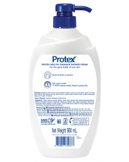 Protex Healthy Radiance Antibacterial Shower Gel 900ml