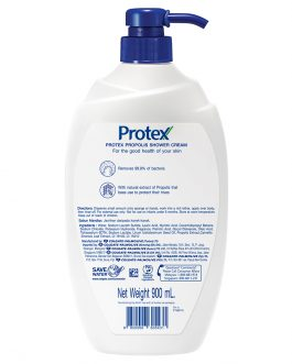 Protex Propolis Antibacterial Shower Gel 900ml