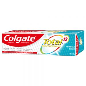 Colgate Total Toothpaste (Advanced Fresh)- 150g