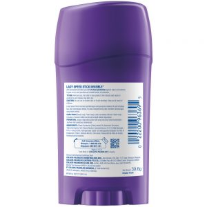 Lady Speed Stick Invisible Dry Powder Fresh Deodorant 39.6g