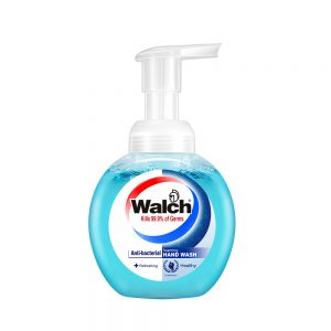 Walch 225ml Foaming Hand Wash - Refreshing