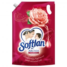 Softlan Aroma Therapy Passion (Red) Fabric Softener 1.3L Refill