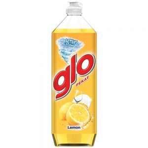 Glo Active Foam Lemon Dishwashing Liquid 900ml