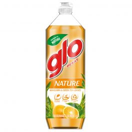 Glo Nature Mandarin & Green Tea Leaves Dishwashing Liquid 900ml