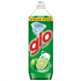 Glo Active Foam Lime Dishwashing Liquid 1.35L