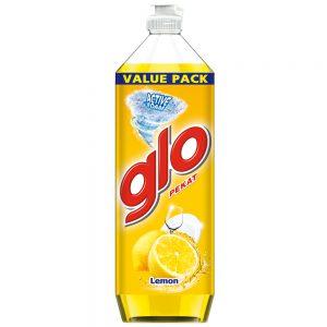 Glo Active Foam Lemon Dishwashing Liquid 1.35L