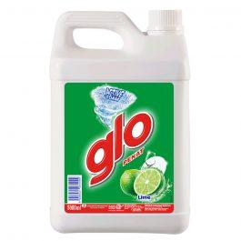 Glo Active Foam Lime Dishwashing Liquid 5L