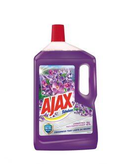 Ajax Fabuloso Lavender Multi Purpose Cleaner 2L