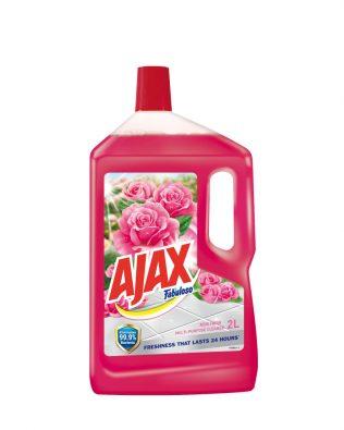 Ajax Fabuloso Rose Multi Purpose Cleaner 2L