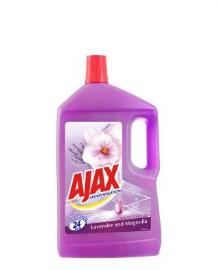 Ajax Aroma Sensations Lavender & Magnolia Multi Purpose Floor Cleaner 1.5L