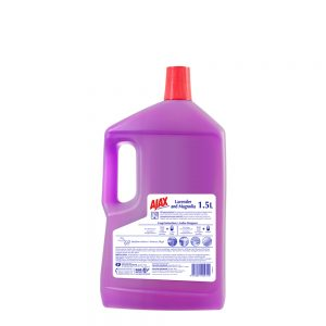 Ajax Aroma Sensations Lavender & Magnolia Multi Purpose Floor Cleaner 1.5L