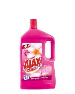 Ajax Aroma Sensations Frangipani & Rose Multi Purpose Floor Cleaner 1.5L