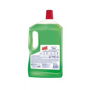 Ajax Boost Charcoal & Lime 2L