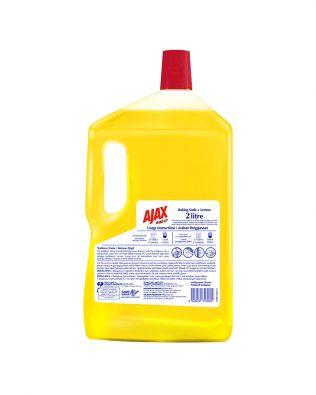 Ajax Boost Lemon & Baking Soda 2L