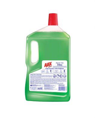 Ajax Boost Charcoal & Lime 3L