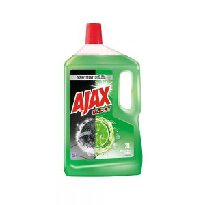 Ajax Boost Charcoal & Lime 3L