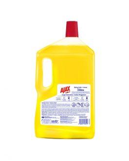 Ajax Boost Lemon & Baking Soda 3L