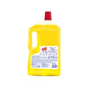 Ajax Boost Lemon & Baking Soda 3L