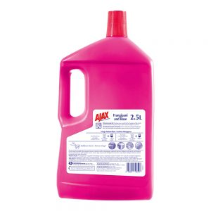 Ajax Aroma Sensations Frangipani & Rose Multi Purpose Floor Cleaner 2.5L