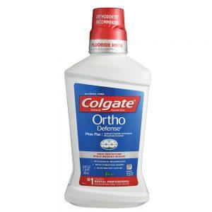 Colgate Phos-Flur OrthoDefense Cool Mint Professional Mouthwash 500ml