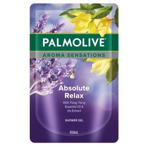 Palmolive Aroma Sensation Absolute Relax Shower Gel 450ml Refill