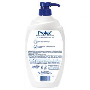 Protex Icy Cool Antibacterial Shower Gel 900ml