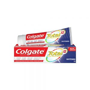 Colgate Total Whitening Toothpaste 60g Travel Sample Trial