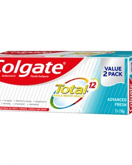 Colgate Total Toothpaste Valuepack 150g x 2 (Advanced Fresh)