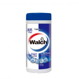Walch Multi Purpose Disinfectant Wipes High Efficiency 42pcs