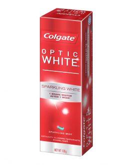 Colgate Optic White Sparkling White Whitening Toothpaste 100g