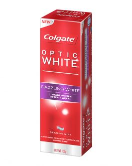 Colgate Optic White Dazzling White Whitening Toothpaste 100g