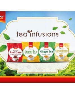 SUPER TEA INFUSION Ginger Tea (20g x 20's)
