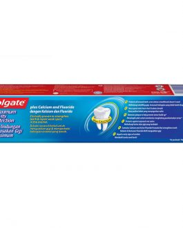Colgate Maximum Cavity Protection Toothpaste (Great Regular Flavour) – 250g